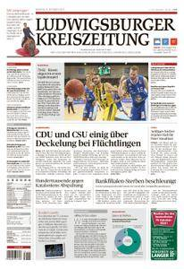 Ludwigsburger Kreiszeitung - 09. Oktober 2017