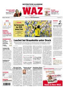 WAZ Westdeutsche Allgemeine Zeitung Oberhausen-Sterkrade - 08. Oktober 2018
