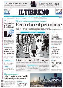 Il Tirreno Livorno - 25 Gennaio 2021