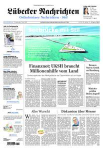 Lübecker Nachrichten Ostholstein Süd - 06. Juni 2019