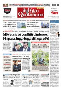 Il Fatto Quotidiano - 13 maggio 2019