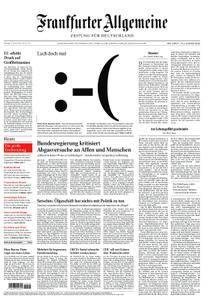 Frankfurter Allgemeine Zeitung F.A.Z. - 30. Januar 2018