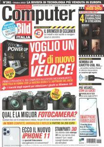 Computer Bild Italia N.261 - Ottobre 2019