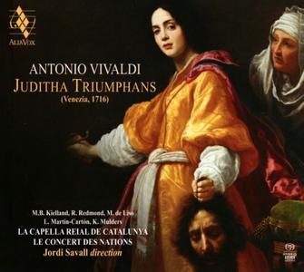 Jordi Savall, Le Concert des Nations, La Capella Reial de Catalunya - Vivaldi: Juditha Triumphans (2019)