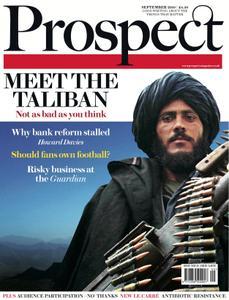 Prospect Magazine - September 2010