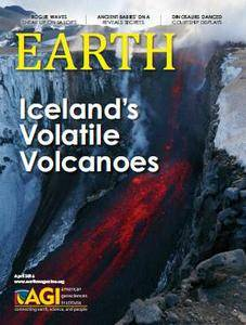 EARTH Magazine - April 2016