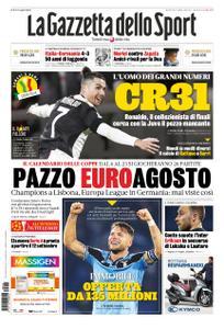 La Gazzetta dello Sport Bergamo – 16 giugno 2020