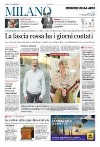 Corriere della Sera Milano – 21 novembre 2020