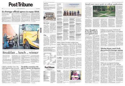 Post-Tribune – November 21, 2020