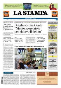 La Stampa Imperia e Sanremo - 7 Giugno 2019