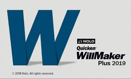 Quicken WillMaker Plus 2019 v19.1.2414