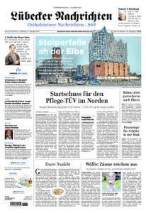Lübecker Nachrichten Ostholstein Süd - 02. Oktober 2019