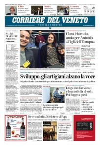 Corriere del Veneto Venezia e Mestre – 14 dicembre 2018