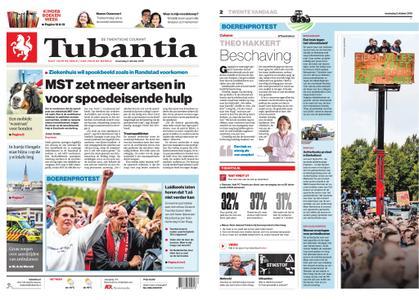 Tubantia - Enschede – 02 oktober 2019