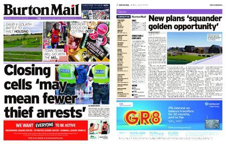 Burton Mail – January 28, 2019