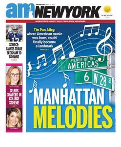 AM New York - March 13, 2019