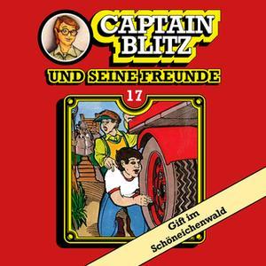 «Captain Blitz und seine Freunde - Folge 17: Gift im Schöneichenwald» by Steffen Kent