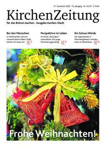 KirchenZeitung für das Bistum Aachen – 27. Dezember 2020