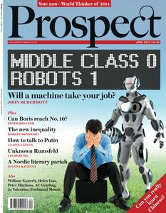 Prospect Magazine - April 2014