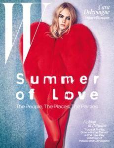 W Magazine - June 2016
