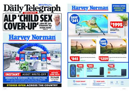 The Daily Telegraph (Sydney) – June 18, 2020
