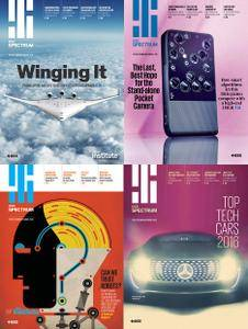 IEEE Spectrum International 2016 Full Year Collection