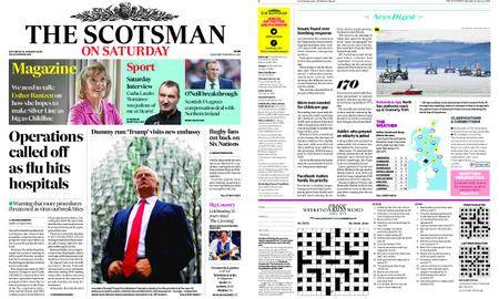 The Scotsman – January 13, 2018
