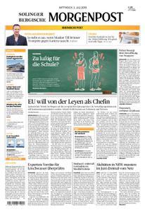 Solinger Morgenpost – 03. Juli 2019