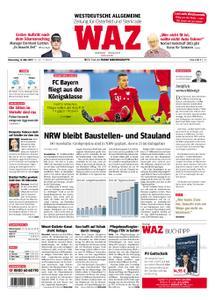WAZ Westdeutsche Allgemeine Zeitung Oberhausen-Sterkrade - 14. März 2019