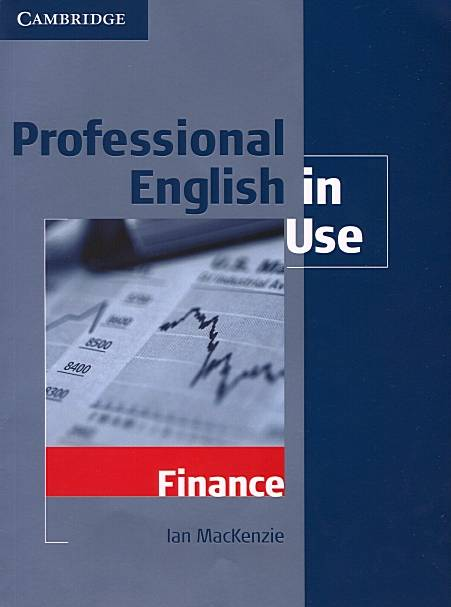 Professional English in Use Finance  (Repost)