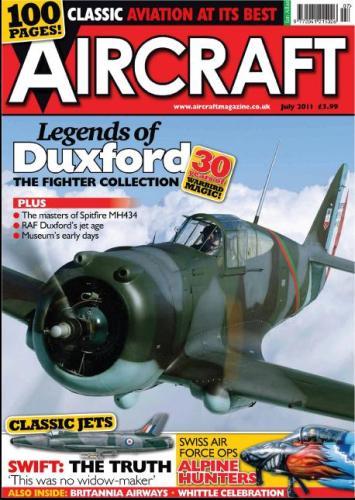 Aircraft - July 2011