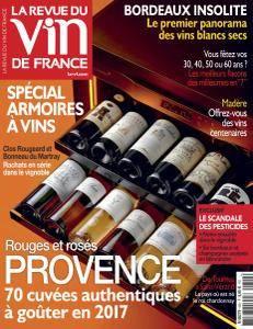 La Revue du Vin de France - Mars 2017