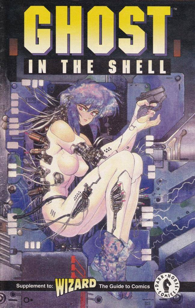 Ghost In the Shell Wizard Supplement 1995 RaptureStar