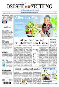 Ostsee Zeitung Wolgast - 23. November 2018