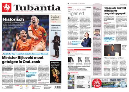 Tubantia - Enschede – 04 juli 2019