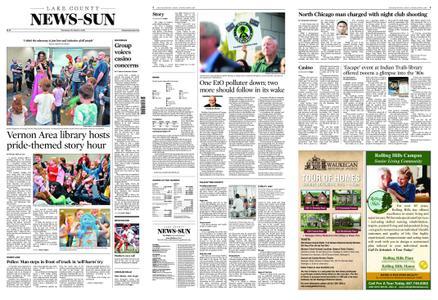 Lake County News-Sun – October 03, 2019