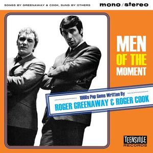 VA - Men Of The Moment (1960s Pop Gems Written by Roger Greenaway & Roger Cook) (2019)