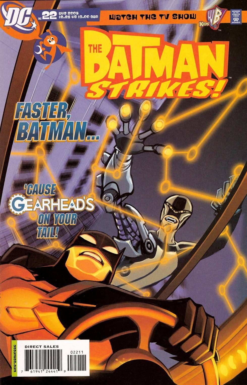 Batman Strikes 022