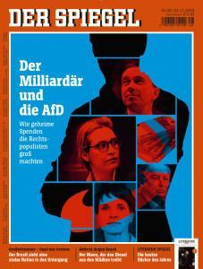 Der Spiegel - 24 November 2018