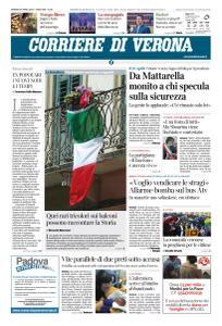 Corriere di Verona - 26 Aprile 2019