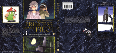 The Princess And The Pilot - Volume 3
