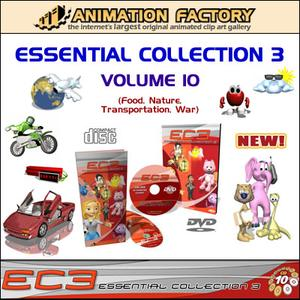 Animation Factory Essential Collection 3 (Vol 10)