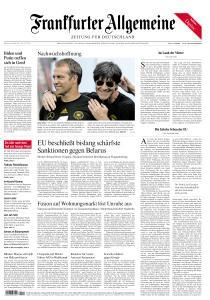 Frankfurter Allgemeine Zeitung - 26 Mai 2021