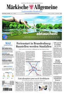 Märkische Allgemeine Luckenwalder Rundschau - 05. Juli 2018