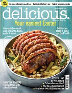 delicious UK - March 2020