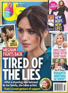 Us Weekly - October 22, 2018
