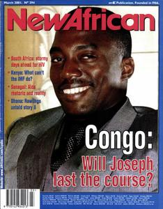 New African - March 2001