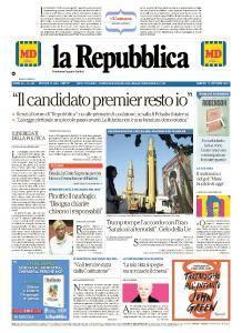 la Repubblica - 14 Ottobre 2017