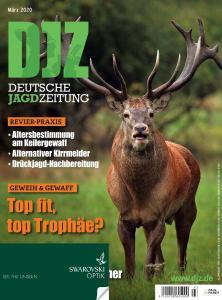 Deutsche Jagdzeitung - März 2020