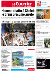 Le Courrier de l'Ouest Angers – 30 juillet 2021